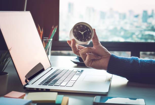 איך לנהל זמן ביעילות, 5 חוקים לניהול זמן